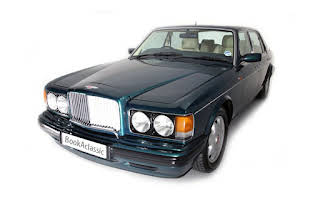 Bentley Turbo R L Rent Greater London