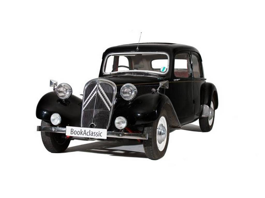 citroen traction light 15 for hire in potters bar london bookaclassic. Black Bedroom Furniture Sets. Home Design Ideas