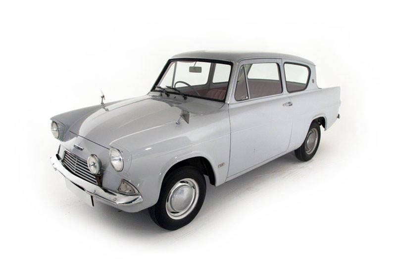 Ford Anglia 105e For Hire In Potters Bar London