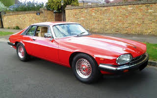 Jaguar XJS Coupe Rent Greater London