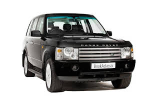 Land Rover Range Rover Rent Greater London