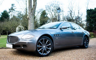 Maserati Quattroporte Rent Greater London