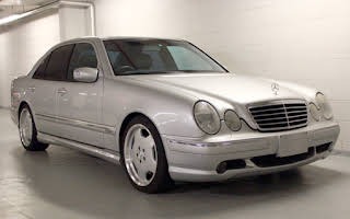 Mercedes E55 AMG Rent Greater London