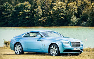 Rolls Royce Wraith Rent Greater London