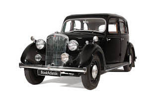 Rover 12hp Rent Greater London