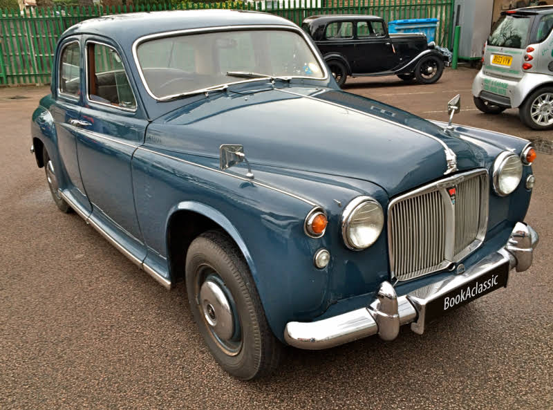 Rover 80 For Hire In Potters Bar London Bookaclassic