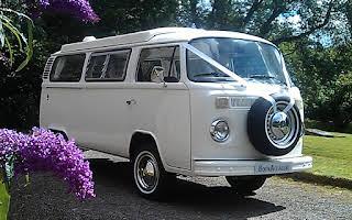 Volkswagen Campervan Rent Scotland