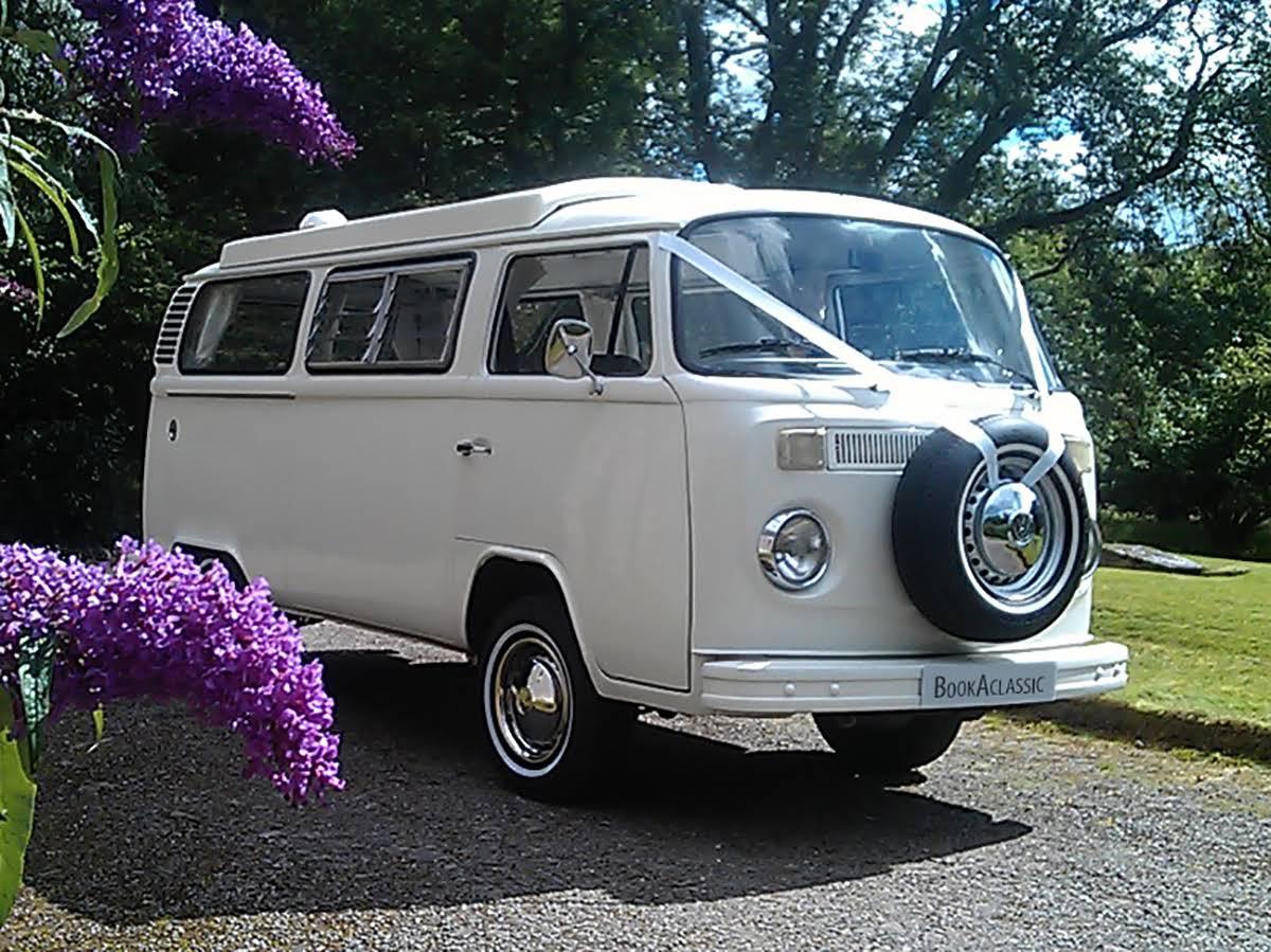 Volkswagen Campervan For Hire In Dumfries Bookaclassic