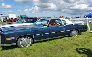 Cadillac Eldorado coupe Rent North West