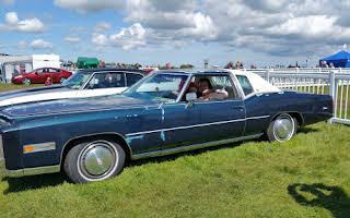 Cadillac Eldorado coupe Rent North West