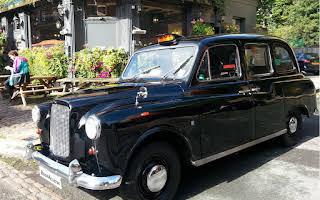 Austin London Taxi Rent Greater London