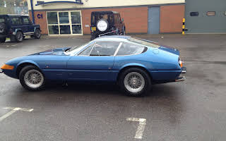 Ferrari Daytona Rent North West