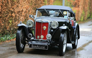 MG TC Rent Greater London