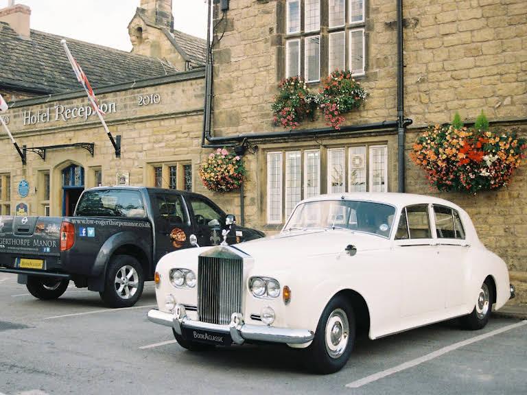 Rolls Royce Silver Cloud III Hire Pontefract