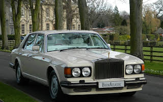 Rolls Royce Silver Spirit ll Rent Greater London