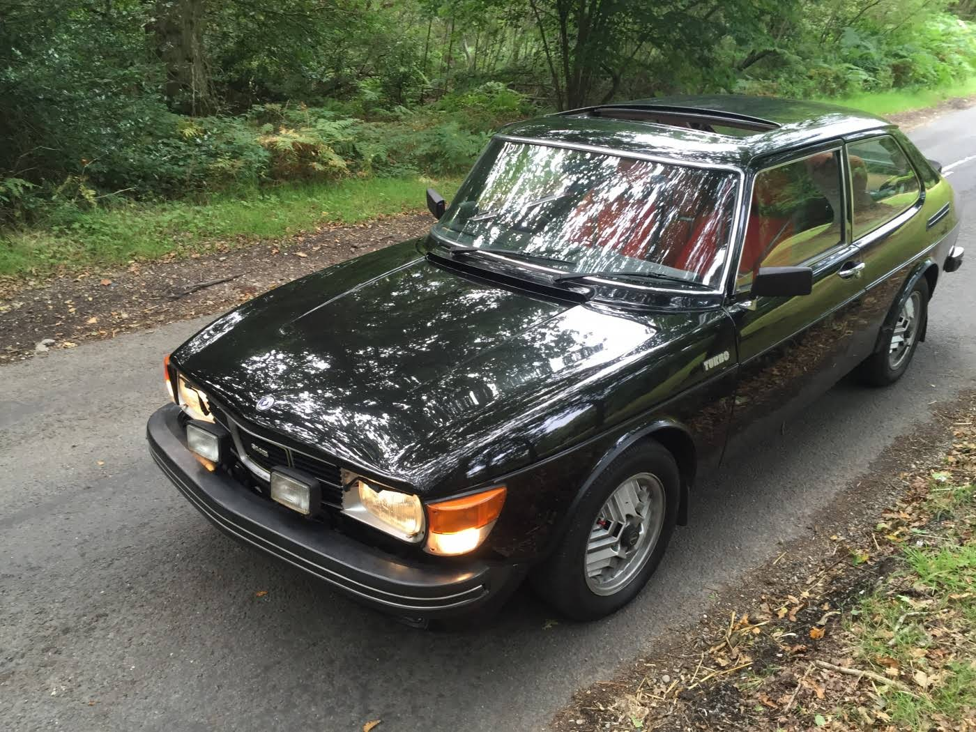 saab 99 turbo for hire in reading bookaclassic. Black Bedroom Furniture Sets. Home Design Ideas