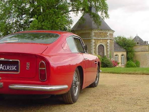 Aston Martin Db6 For Hire In Fareham Bookaclassic