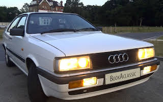 audi coupe gt 2.2 auto london
