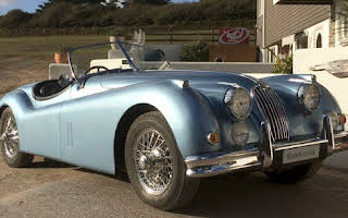 Jaguar XK140 Rent Greater London