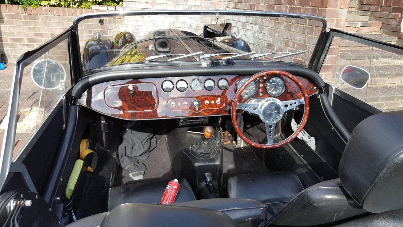Morgan Vintage Car Hire