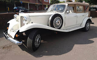 Beauford Open Tourer Reading