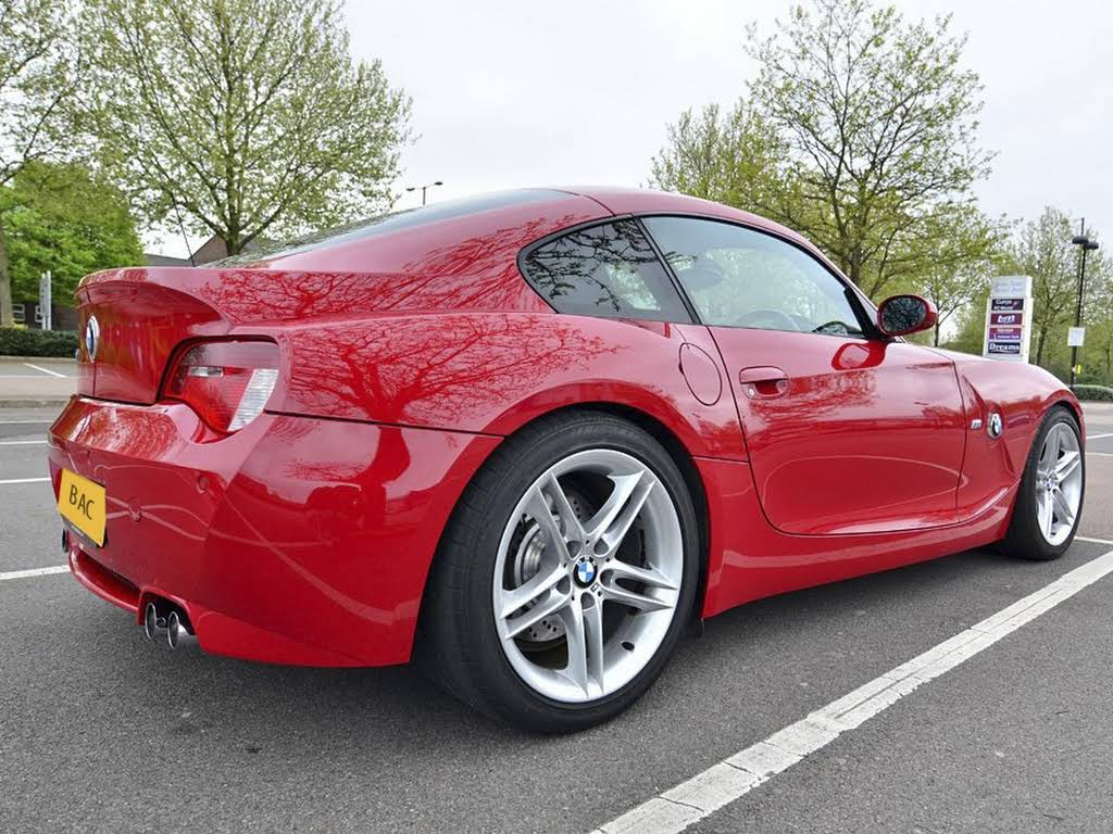 Bmw Z4 M Coupe Hire brentwood