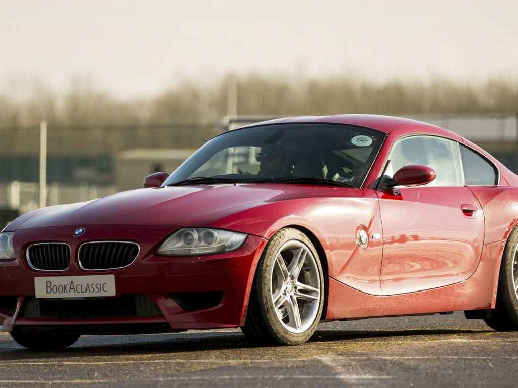 Bmw Z4 M Coupe For Hire In Brentwood Bookaclassic