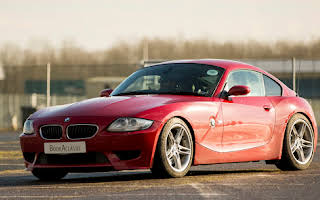 Bmw Z4 M Coupe brentwood