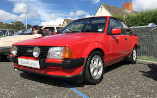 Ford Escort XR3i Rent East Midlands