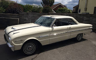 Ford Falcon Sprint Rent East Midlands
