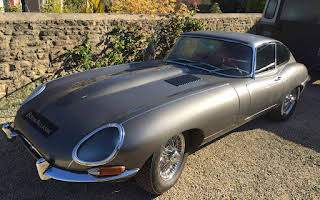 Jaguar E Type Rent South West