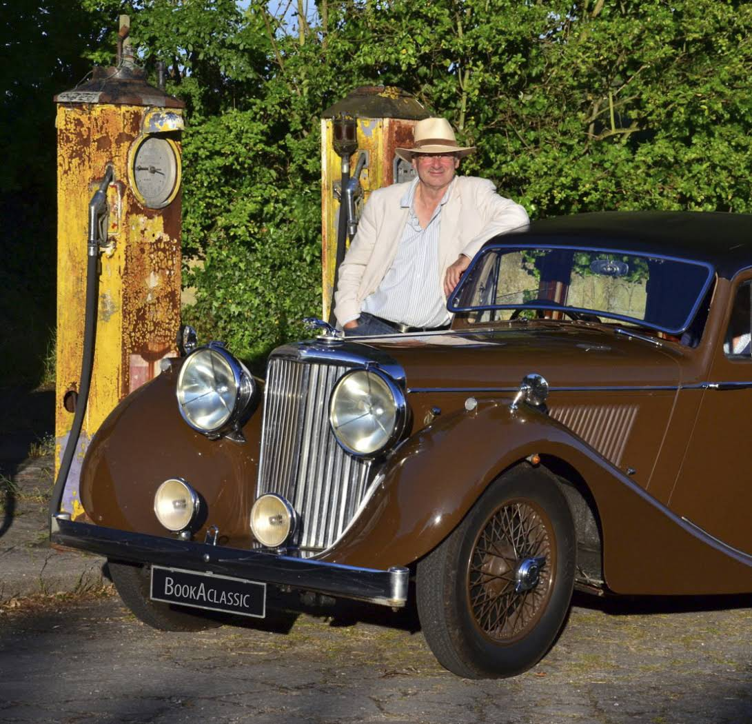 Jaguar Mk4 For Hire In Frome