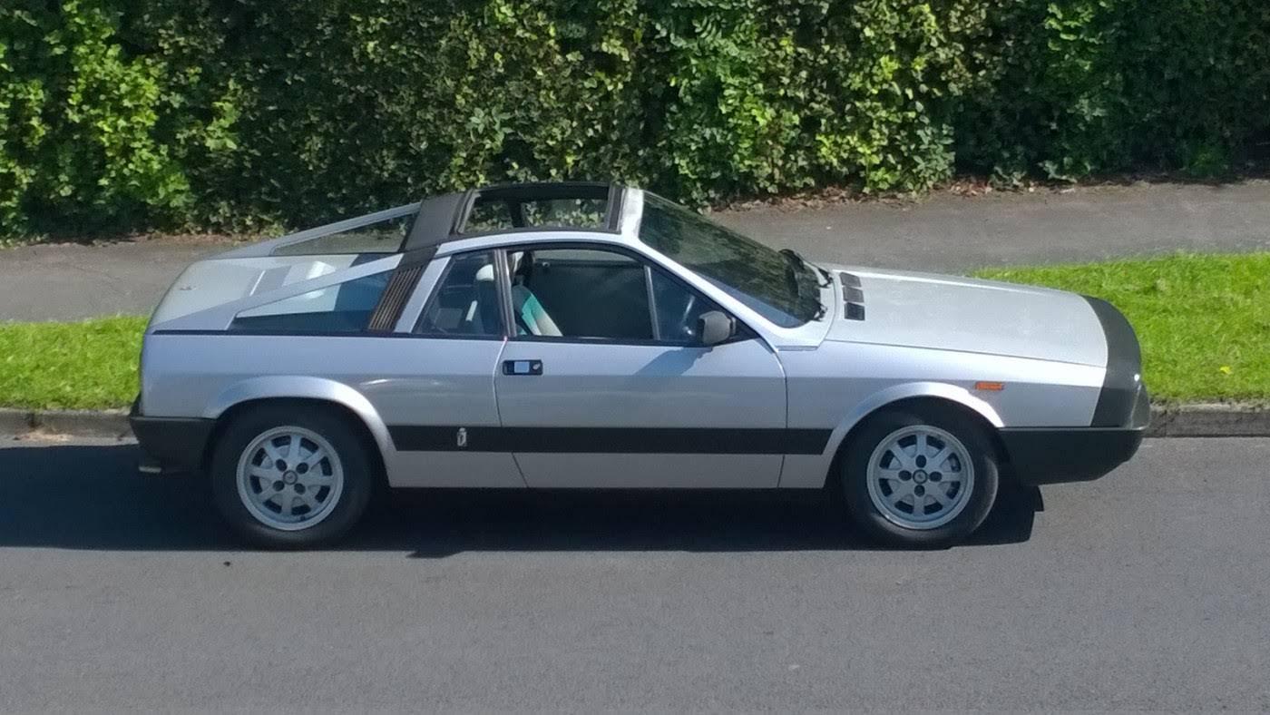 Lancia Montecarlo For Hire In Ferndown Bookaclassic