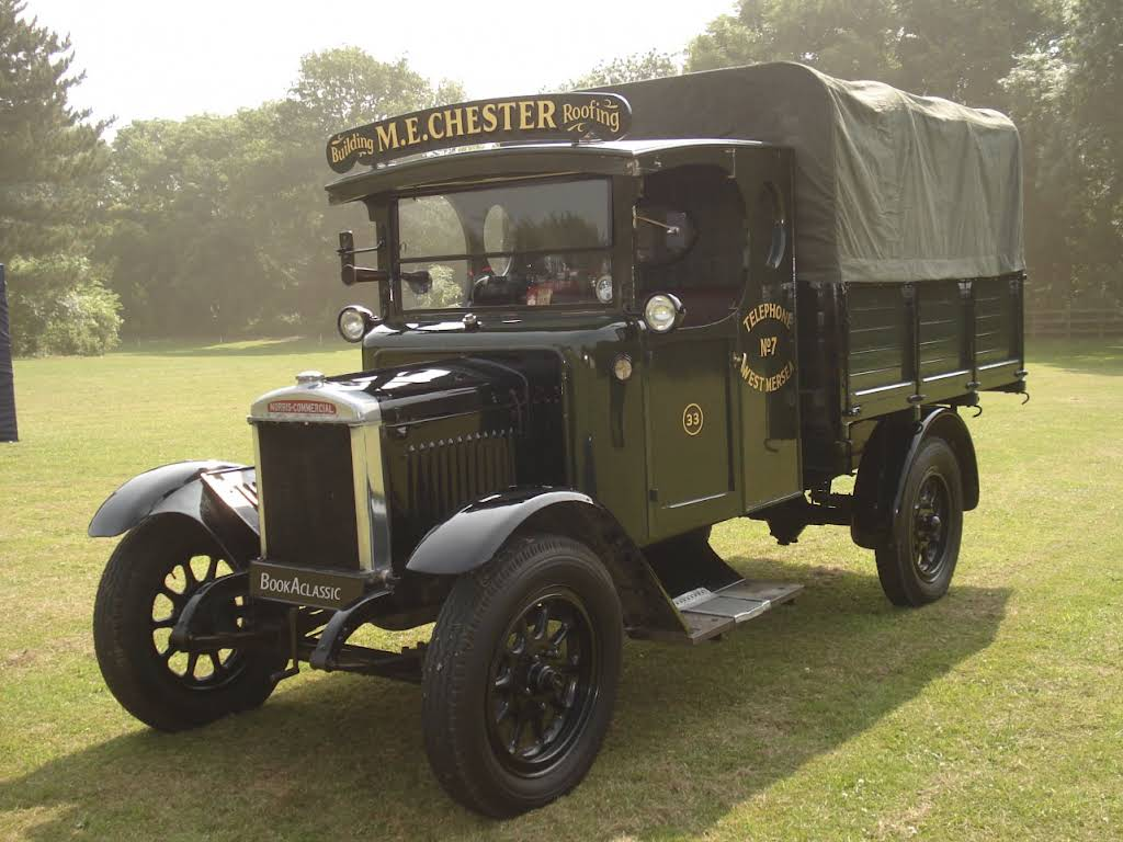 Morris i ton pick up Hire West Malling