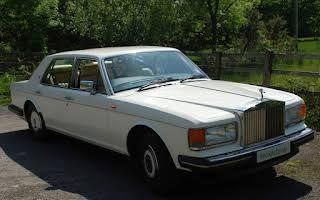 Rolls-Royce Silver Spirit Rent Wales