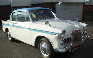 Sunbeam Rapier Rent North West