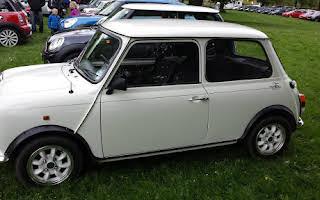Austin Mini 35 Rent East Midlands