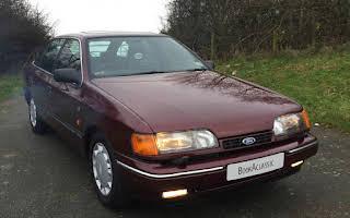 Ford Granada Rent Wales