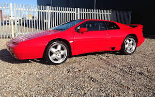 Lotus Esprit S4 2.2 Turbo X180 Rent East Midlands