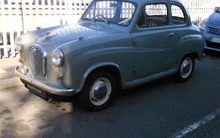 Austin A 35 Rent Greater London