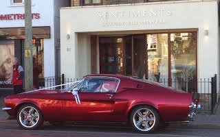 Ford Mustang Rent South West