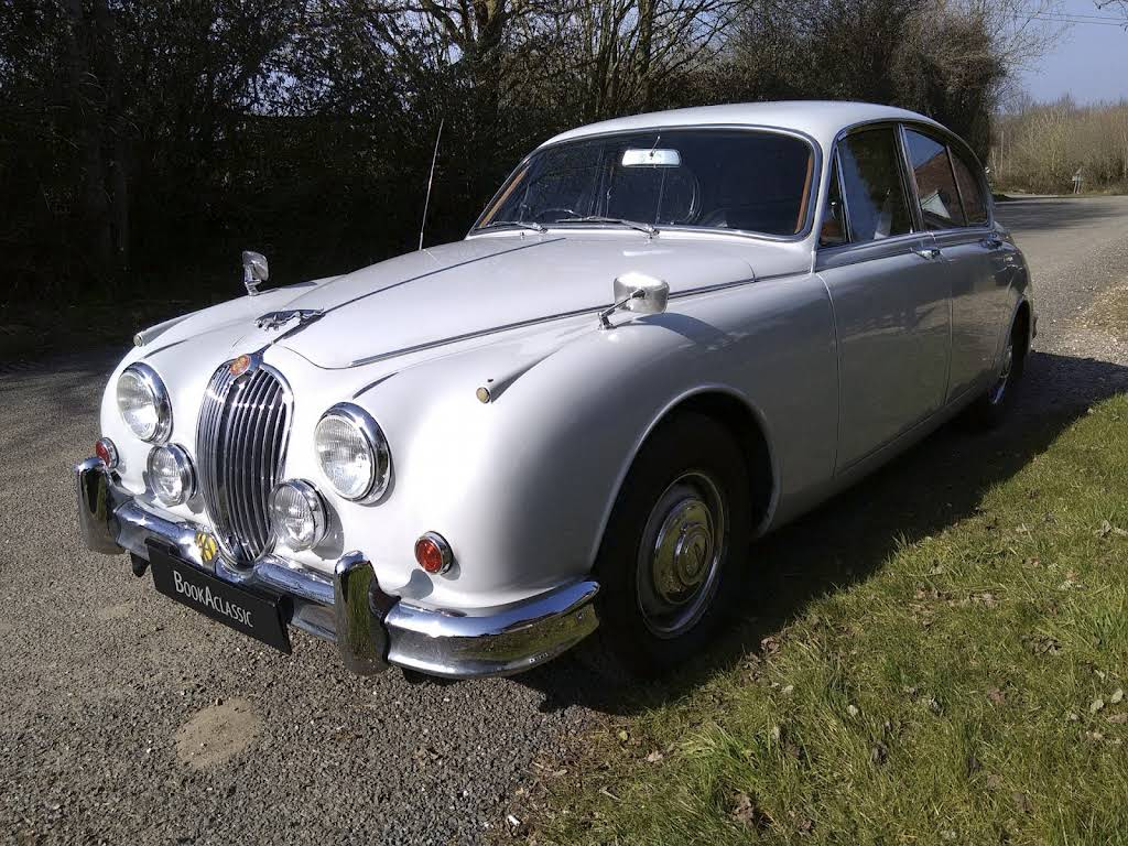 Jaguar Mark 2 Hire Southampton