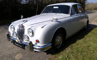Jaguar Mark II Rent South West
