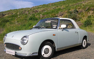 Nissan Figaro Rent North East