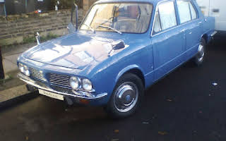Triumph Dolomite Hire London