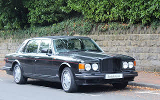 Bentley Turbo R Long Wheel Base Hire Hove