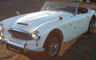 Austin Healey Hire Bridge Of Weir