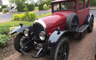 Bentley 3 Litre Rent Scotland