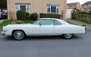 Cadillac Eldorado Rent East Midlands