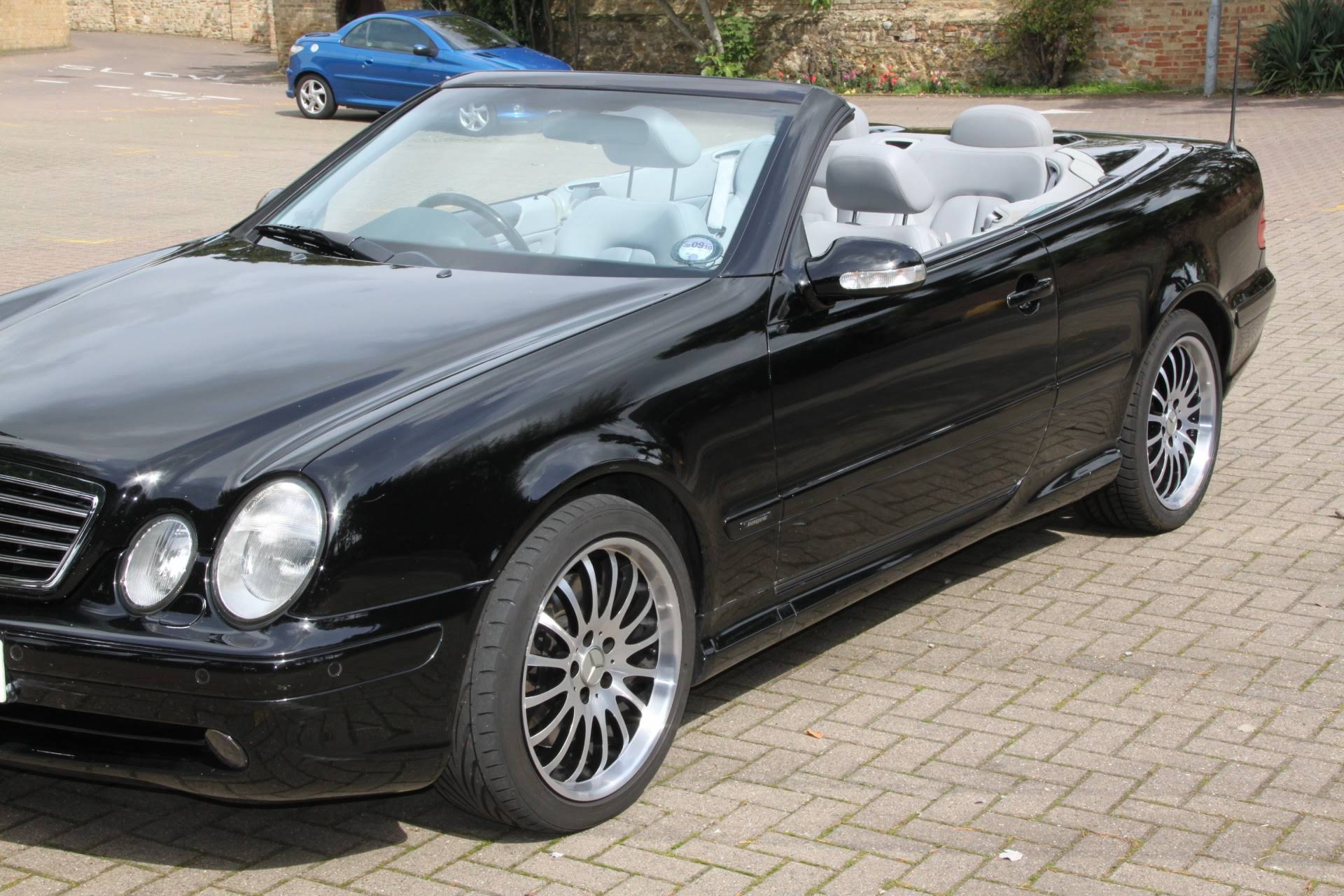 mercedes benz clk 430 for hire in ely bookaclassic. Black Bedroom Furniture Sets. Home Design Ideas